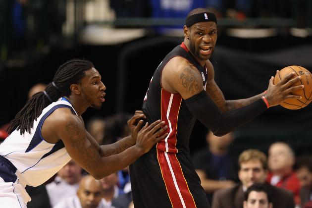 Miami Heat Reins in Shorthanded Dallas Mavericks