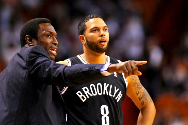 Will Deron Williams Force Avery Johnson out Like He Did to Jerry Sloan?