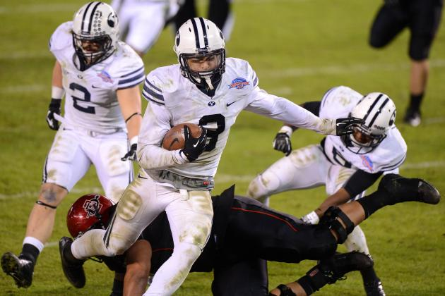 College Football: LB Kyle Van Noy Has Ridiculous Performance in Poinsettia Bowl