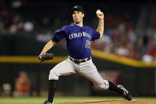 Colorado Rockies Re-Sign Left-Handed Starter Jeff Francis