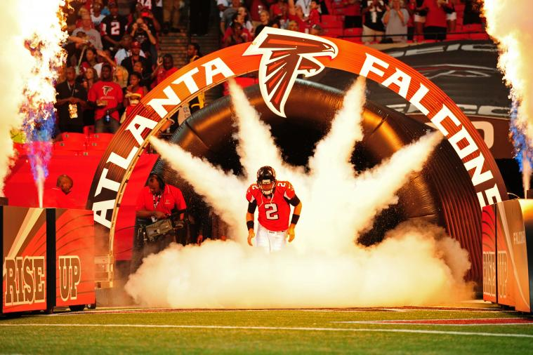 Atlanta Falcons Progress Report: Home-Field Advantage Is Crucial