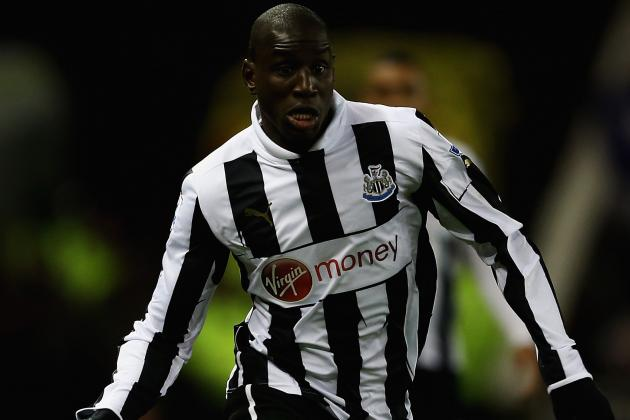 Demba Ba Tells Newcastle Manager Transfer Talk Got Lost in Translation