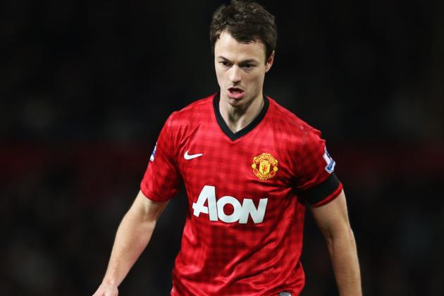 Jonny Evans Agrees New Manchester United Contract