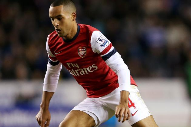 Contract Rebel Theo Walcott Owes Arsenal After Club 'gambled' on Him