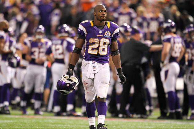 Vikings vs. Texans: Adrian Peterson and Houston Both Gunning for a Top Spot