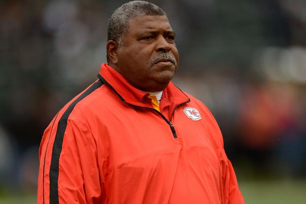 Kansas City Chiefs Fire Head Coach Romeo Crennel