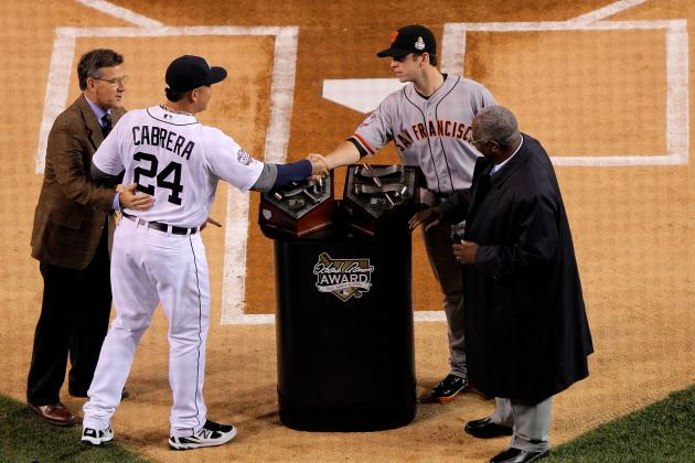 MLB 13 The Show: Miguel Cabrera and Buster Posey Complete Cover Vote Field