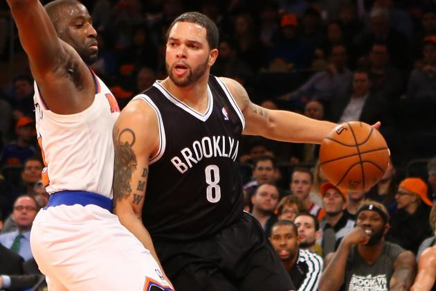 Jason Kidd Says Deron Williams's Shooting to Blame
