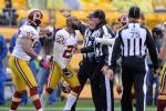 DeAngelo Hall Denies Making Death Threat to Referee
