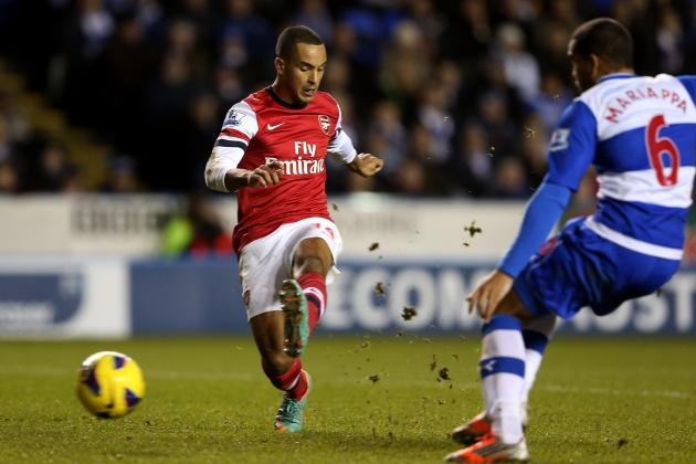 Theo Walcott in Central Role Critical for Remainder of Arsenal's Season