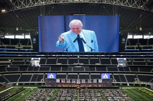 Houston's Reliant Stadium Plans to Get Largest Video Boards in Texas