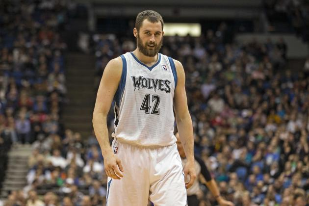 NBA Tweets from Last Night: Twitter Reacts to Kevin Love's Near Triple-Double
