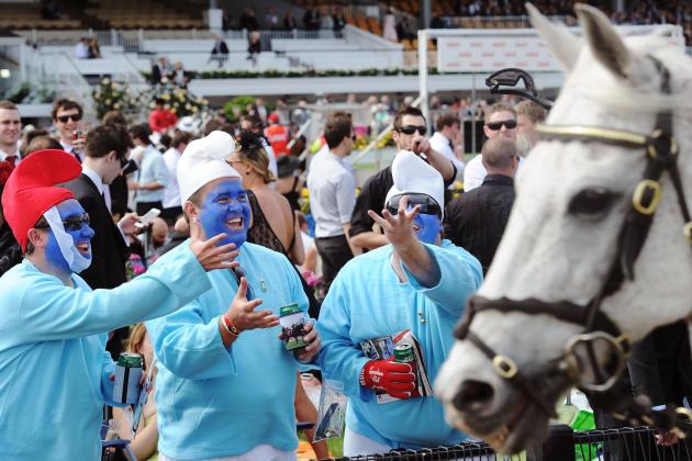 2012: How Horse Racing Became Cool