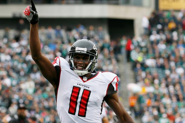 Julio Jones: Falcons Can't Afford to Get Bored vs. Lions