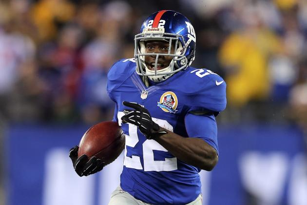 NY Giants Rookie David Wilson Sees Start of Something