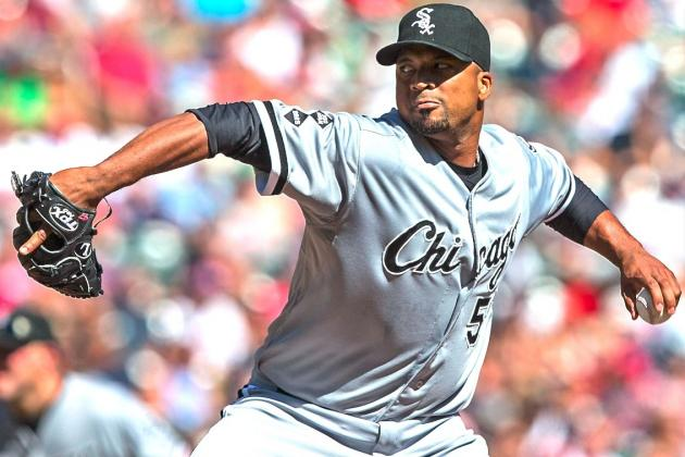 Pittsburgh Pirates Sign Francisco Liriano to 2-Year Deal