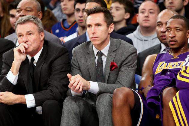 Lakers News: Why Steve Nash's Return Can't Come Soon Enough