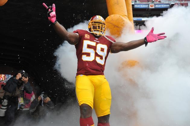 Redskins' Defense Not Half Bad