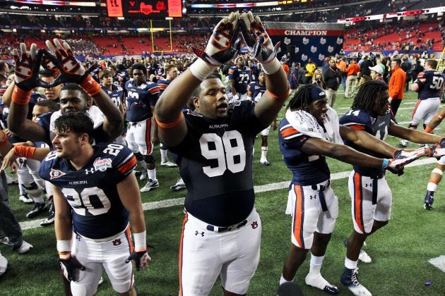 Best/worst in 2012: Auburn