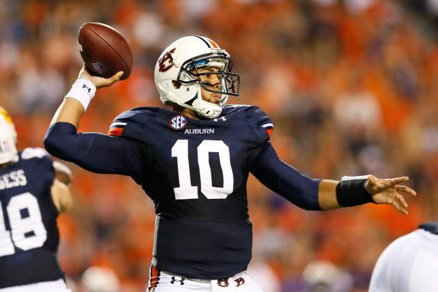 Malzahn: Frazier Will Be 'More Comfortable' in Offense