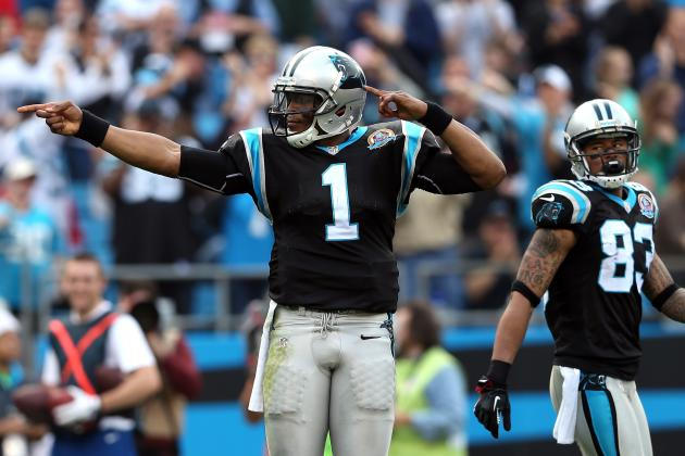 Cam Newton Finds Comfort in Old Friend Louis Murphy