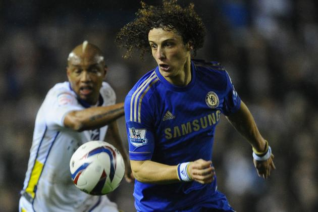 Chelsea Boss to Use David Luiz in Midfield Once John Terry Returns