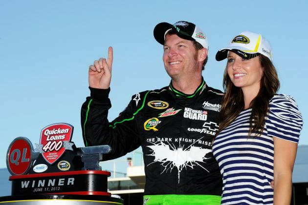 Top 5 NASCAR Stories of 2012
