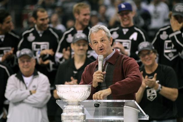 L.A. Kings: Darryl Sutter's Tenure as Head Coach Reaches the 1-Year Mark