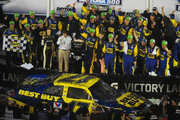 Bristol, Daytona 500 Top Best Races of Year