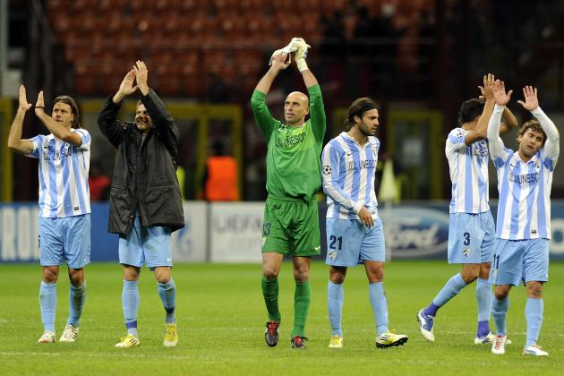 Champions League: Malaga Banned from Next European Competition