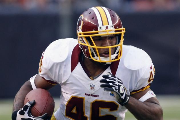 Redskins by the Numbers: Morris Getting Close to Record