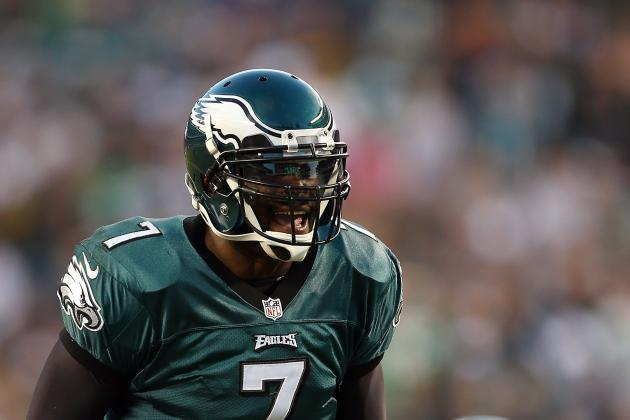 Report: Michael Vick in Jets' Sights