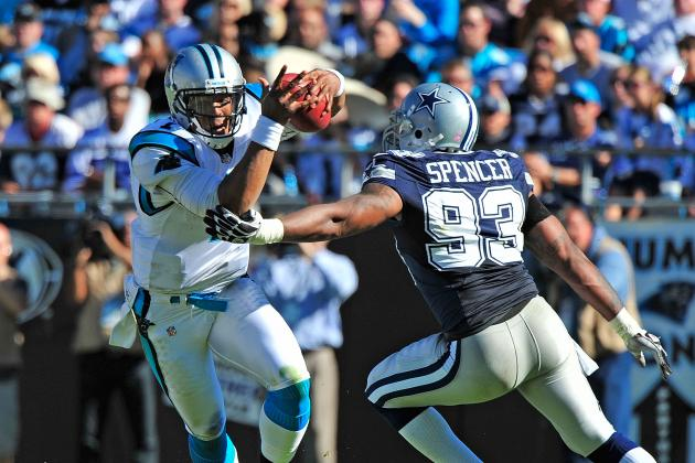 Dallas Cowboys Offseason Begins with Anthony Spencer Decision