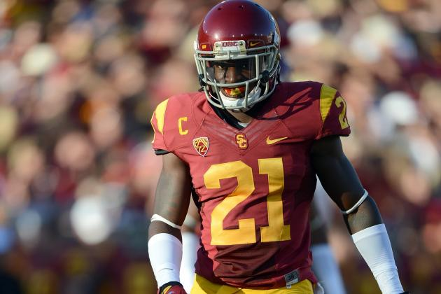 USC's Nickell Robey Is Awaiting Draft Evaluation from NFL