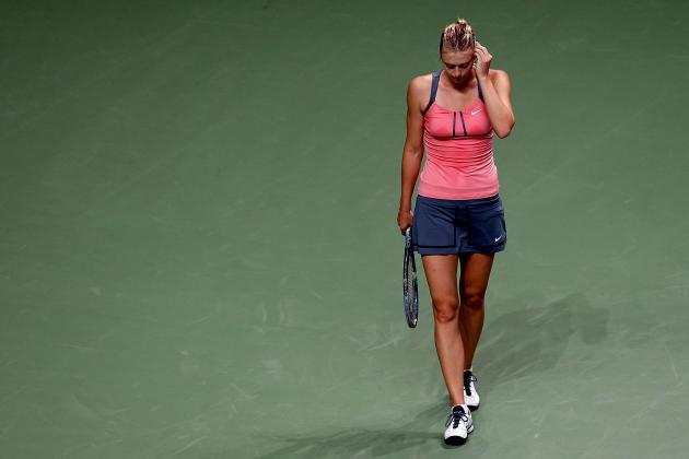 What's Next for Sharapova?