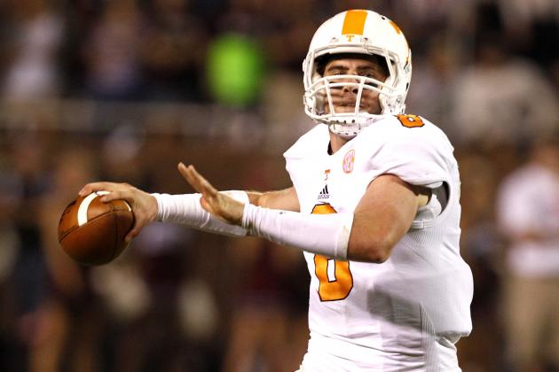Tyler Bray: Tennessee Quarterback Makes Right Decision to Enter 2013 NFL Draft