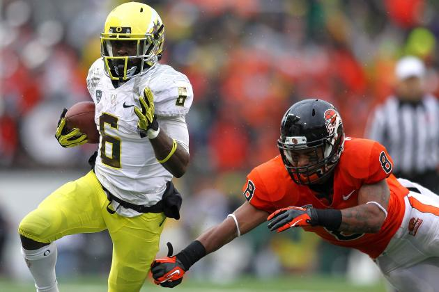 Oregon Football: Explosive Ducks Who'll Blow Up in Fiesta Bowl
