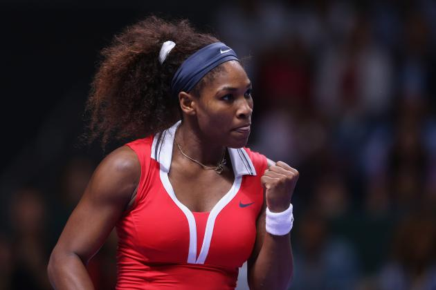 Report: Serena Didn't Find Wozniacki's Impression Racist