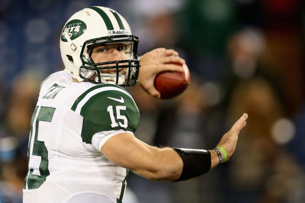 Reports: Jets Plan to Trade or Release Tebow