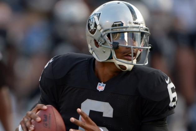 What to Watch for as Terrelle Pryor Aims to Unseat Carson Palmer