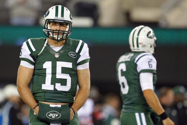 Tim Tebow Disaster Symbolic of Jets Flying Below Mediocrity