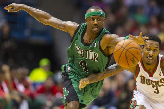Celtics' Jason Terry Calls Sailors Deployed Over Holidays