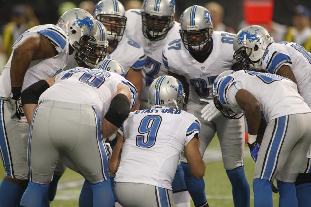 NFL.com Columnist Calls Lions the League's Most Embarrassing Team