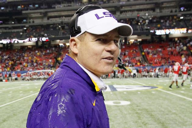 Junior College Tight End Signs with LSU