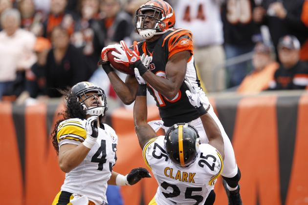 Can Banged-Up Steelers Contain A.J. Green?