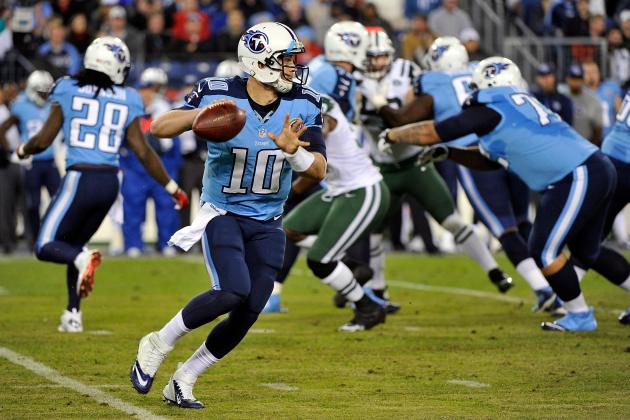 Jake Locker Moves to Find Comfort