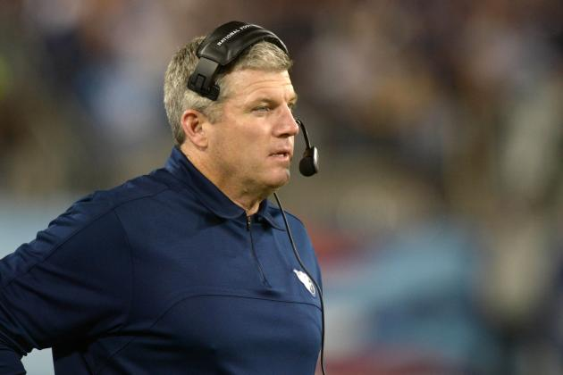 Mike Munchak Expects Chris Johnson Back Next Year