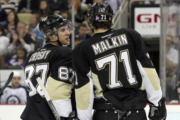 Malkin Admits He Misses Crosby