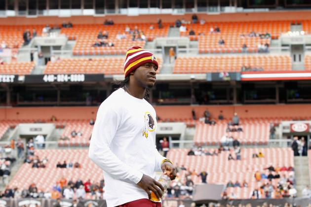 NFL News: Robert Griffin III and Latest Injury Reports Around League