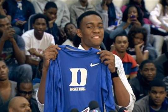 Jabari Parker: 5-Star Recruit Will Make Immediate Impact for Duke in 2013-14